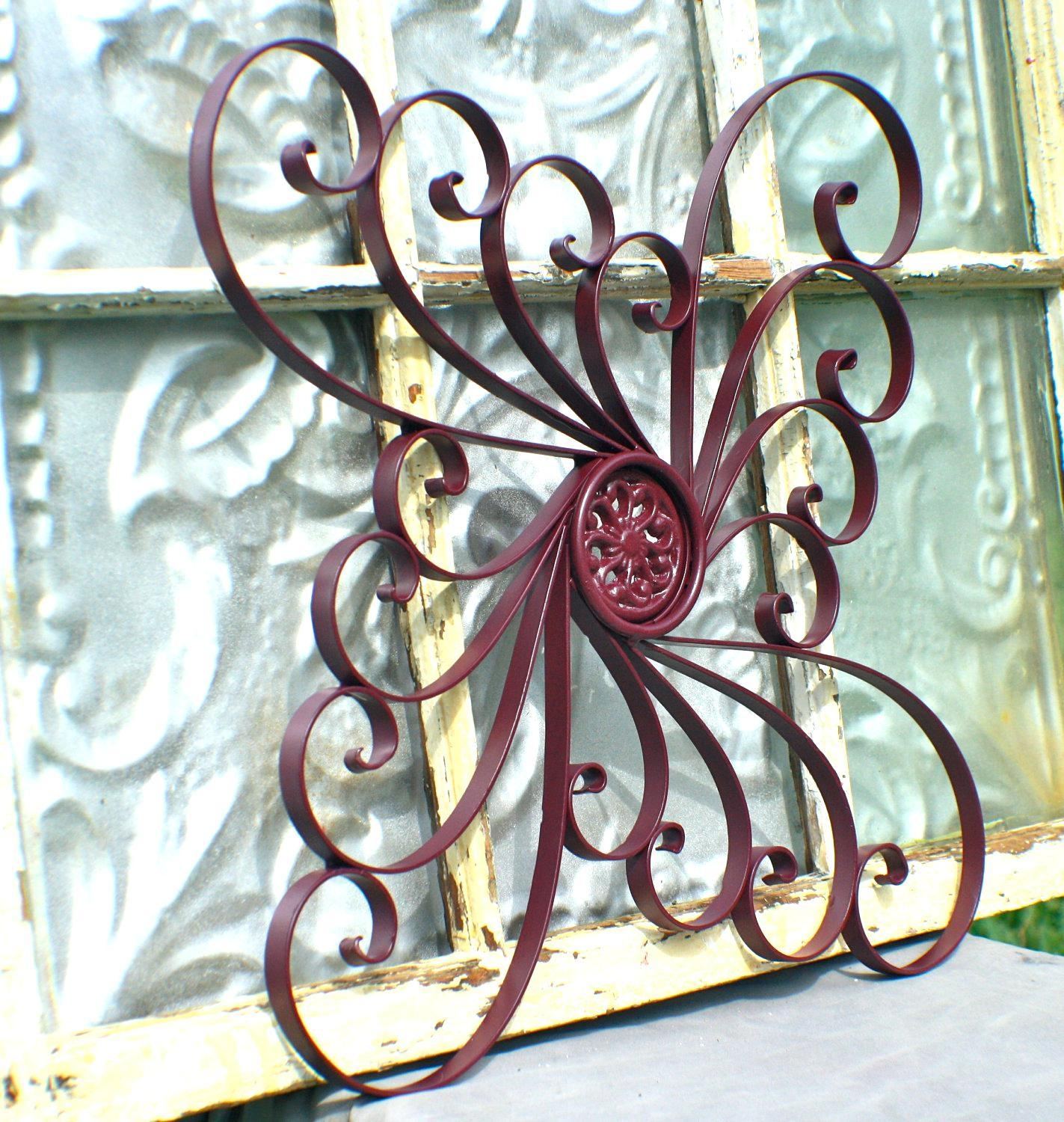 Articles With Gold Medallion Wall Art Tag: Medallion Wall Art (Image 1 of 20)
