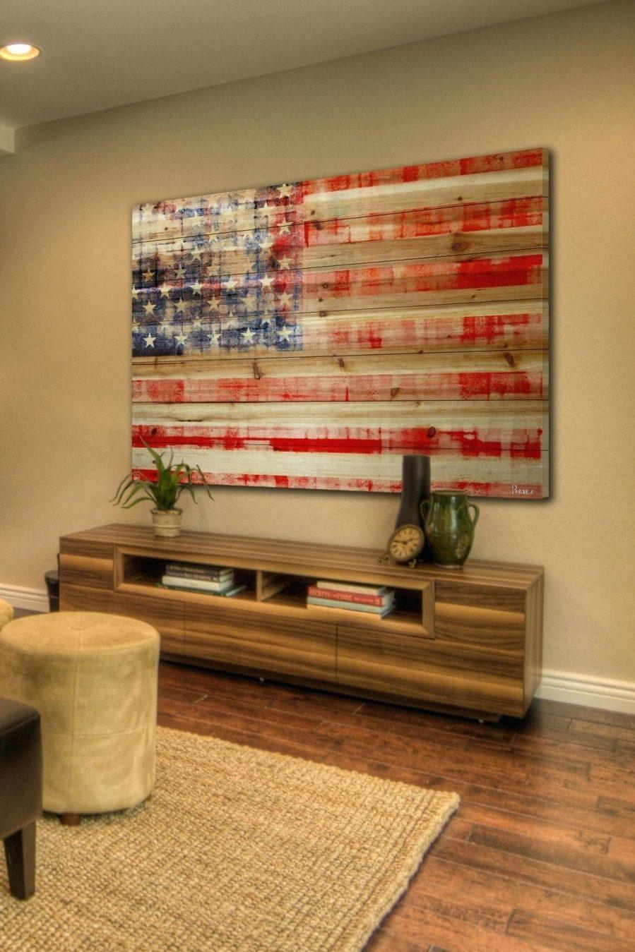 Articles With How To Make Stained Wood Pallet Wall Art Tag: Pallet Intended For Stained Wood Wall Art (Image 2 of 20)