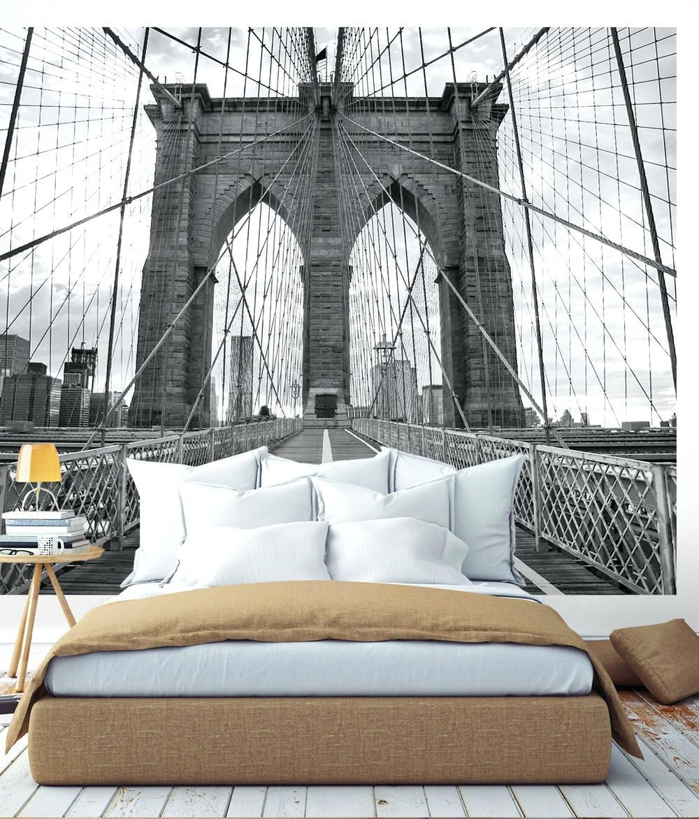 Articles With Ikea Brooklyn Bridge Wall Art Tag: Brooklyn Bridge In Ikea Brooklyn Bridge Wall Art (View 14 of 20)