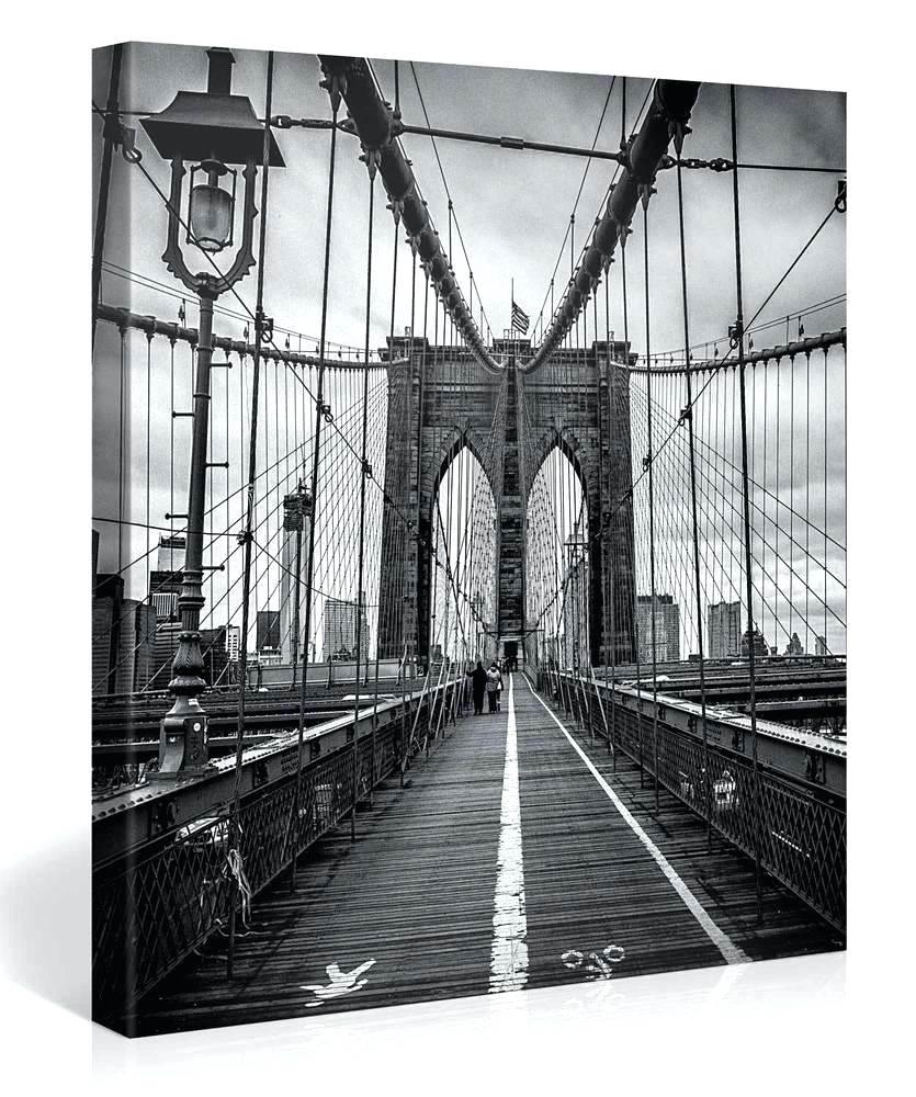 Articles With Ikea Brooklyn Bridge Wall Art Tag: Brooklyn Bridge With Ikea Brooklyn Bridge Wall Art (Image 6 of 20)