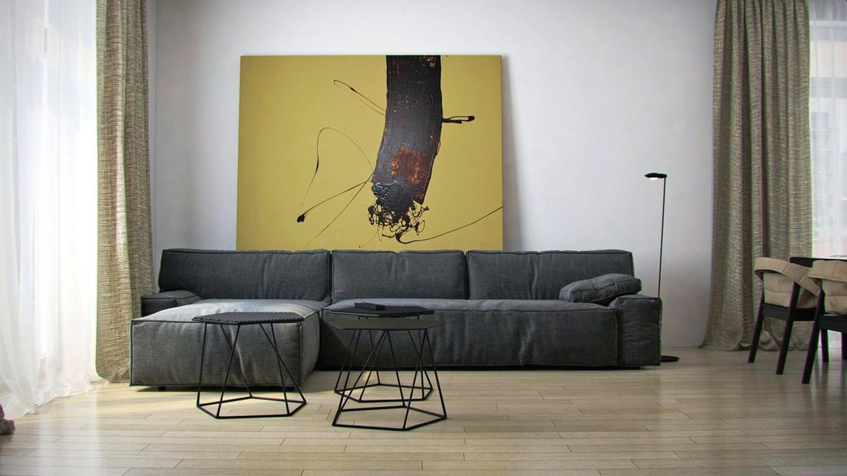 20 Inspirations Contemporary Large Oak Tree Metal Wall Art