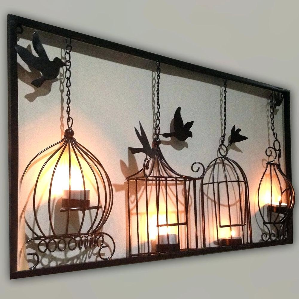 20 Ideas of Wrought Iron Wall Art