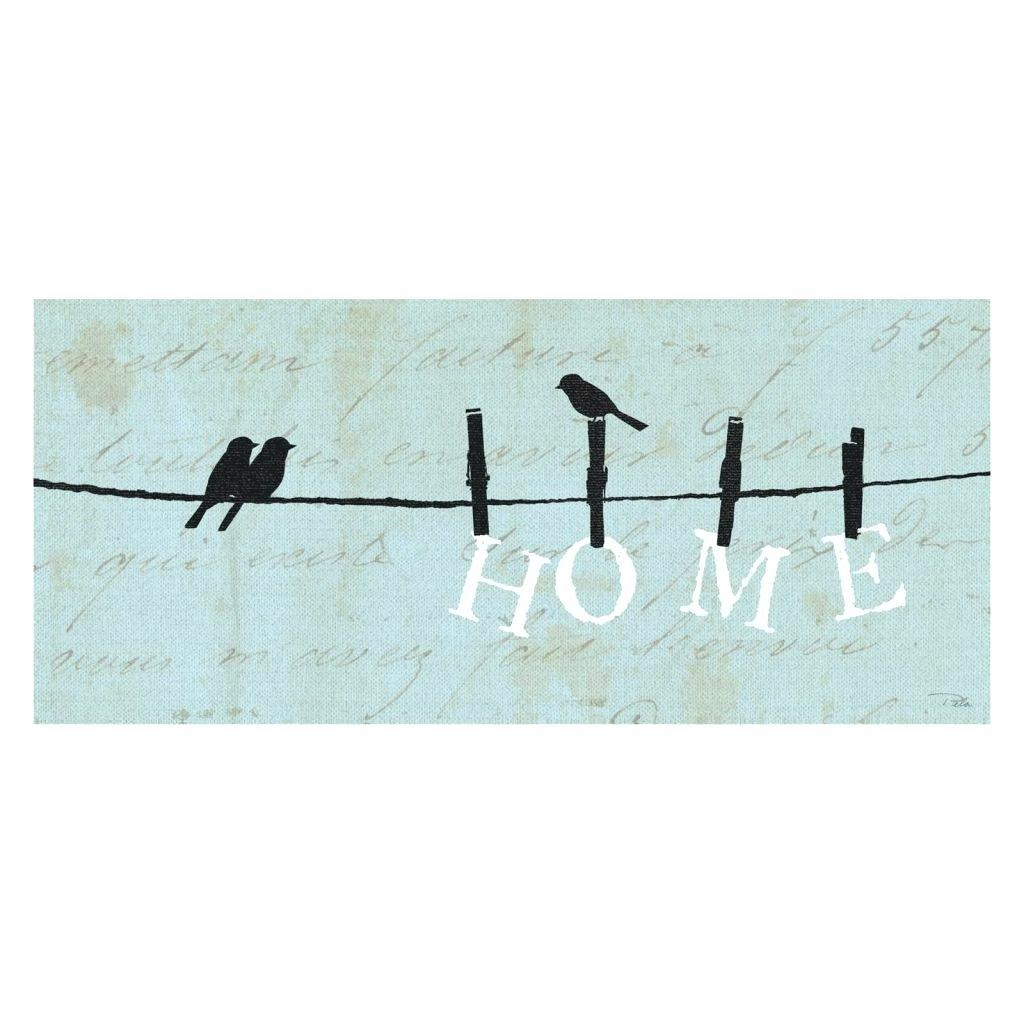 Articles With Metal Birds Wall Art Nz Tag: Metal Bird Wall Art Throughout Birds On A Wire Wall Art (Image 1 of 20)