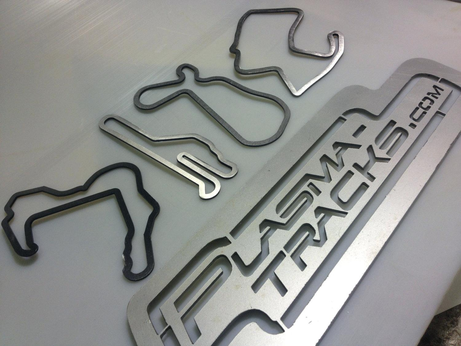 Articles With Metal Race Track Wall Art Tag: Race Track Wall Art (Image 3 of 20)