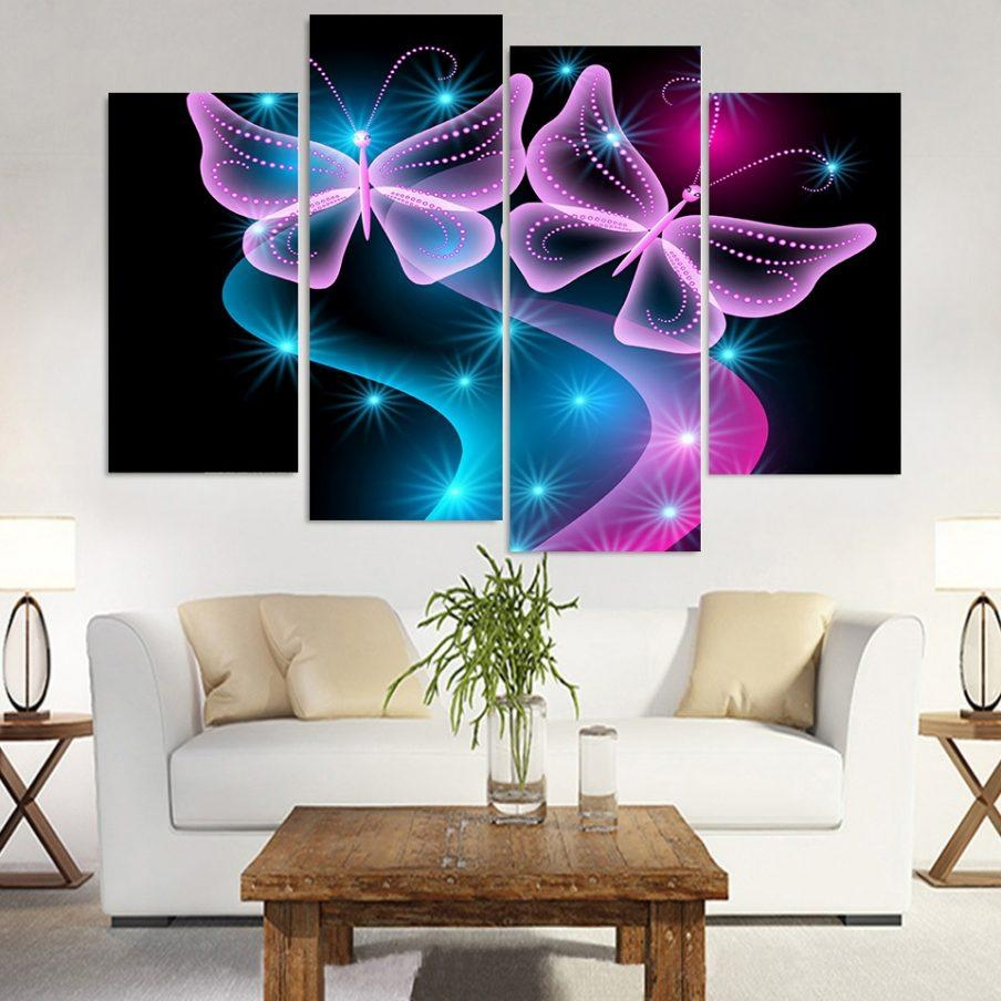 Articles With Neon Light Wall Art Tag: Neon Light Wall Art Images (Image 3 of 20)