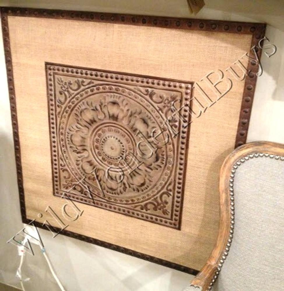Articles With Outdoor Medallion Wall Art Tag: Medallion Wall Art (View 7 of 20)
