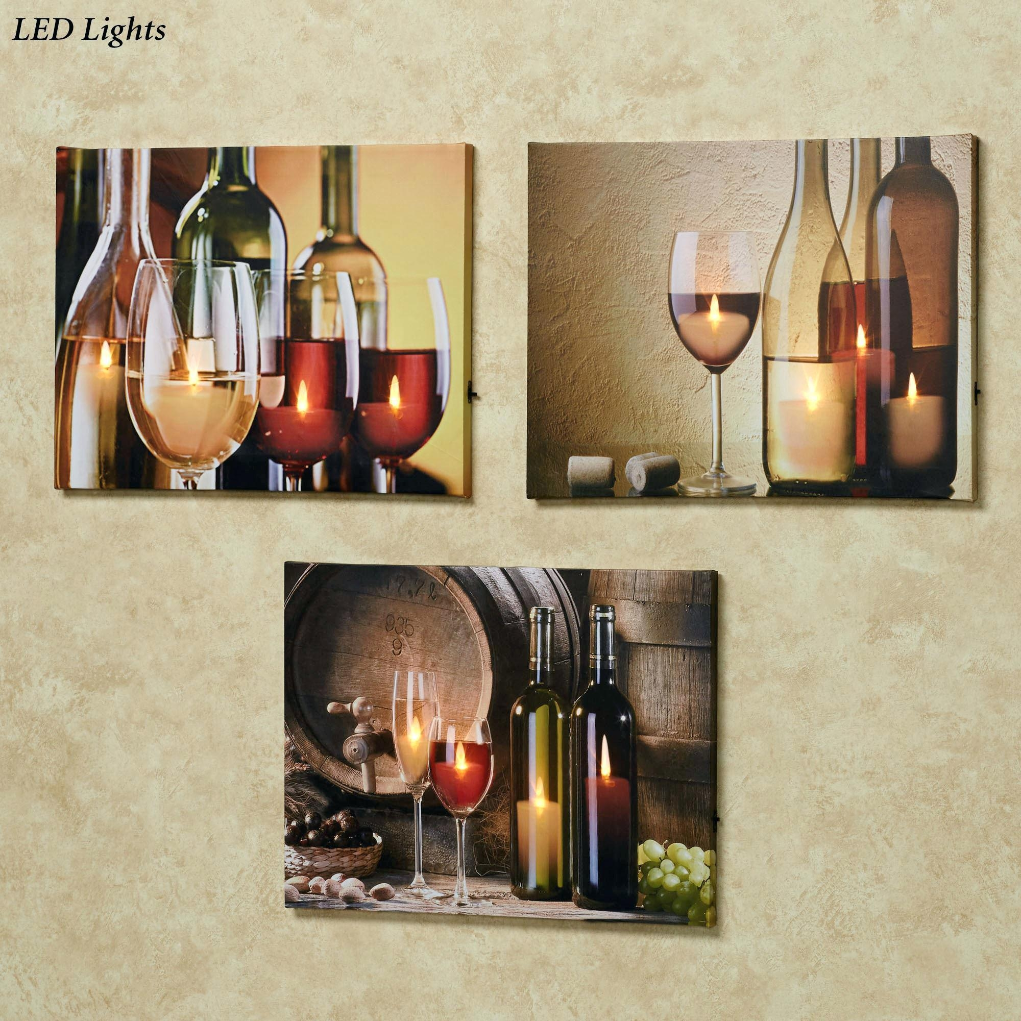 Articles With Personalized Wine Barrel Wall Art Tag: Wine Barrel Intended For Wine Barrel Wall Art (Photo 6 of 20)