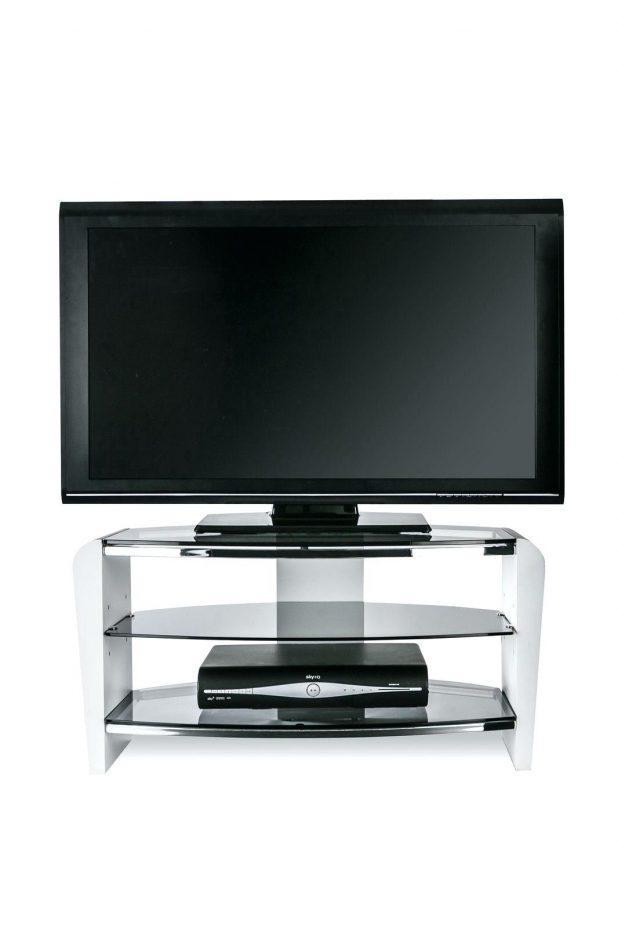 Articles With Tech Craft Glass Tv Stand Tag: Compact Tech Craft Tv With Current Smoked Glass Tv Stands (Image 3 of 20)