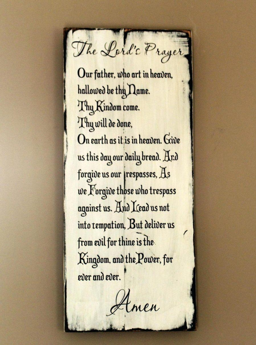 Articles With Ten Commandments Contemporary Wall Art Tag: Ten In 10 Commandments Wall Art (Image 5 of 20)