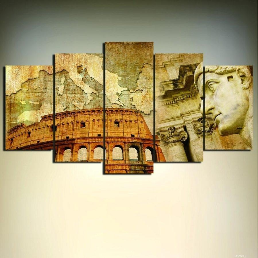 20 Collection of Tuscan Italian Canvas Wall Art | Wall Art Ideas
