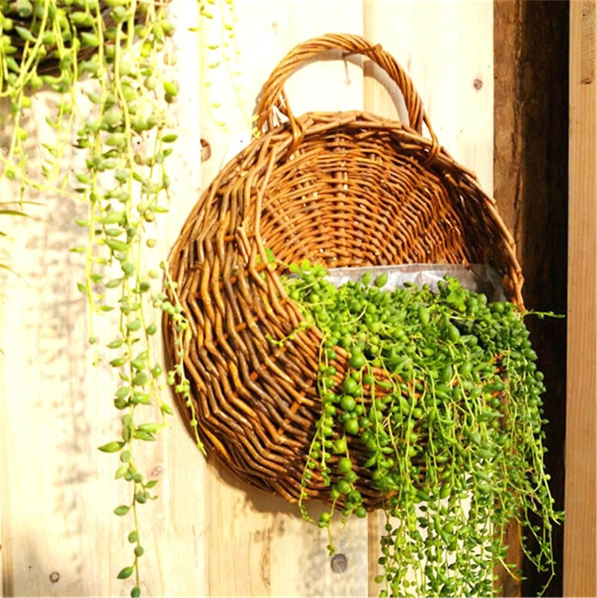 Articles With White Wicker Wall Decorations Tag: Wicker Wall Decor (Image 1 of 20)
