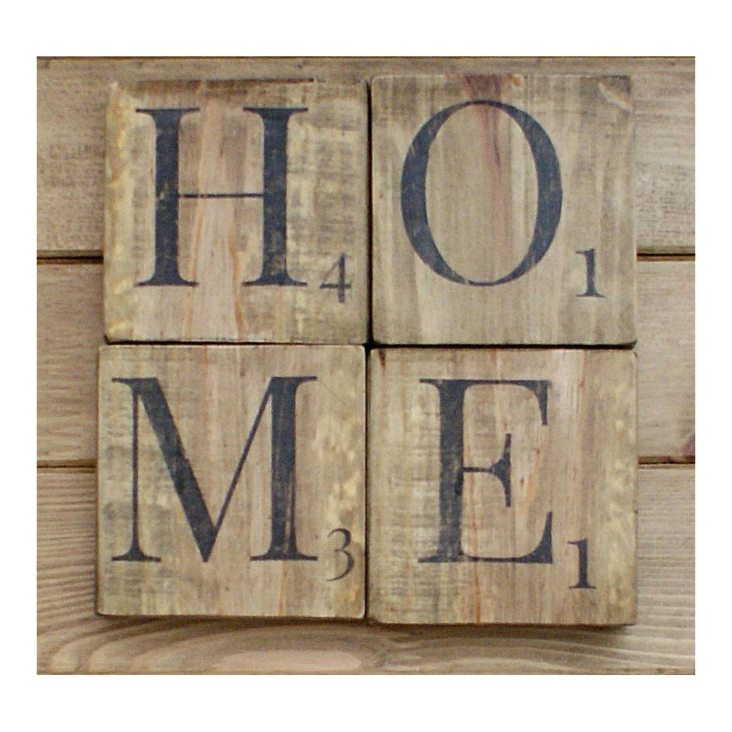 Articles With Wooden Wall Art Letters Uk Tag: Wall Art Letters (View 14 of 20)