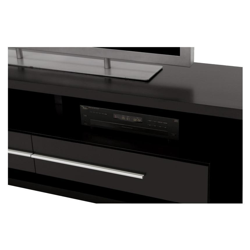Avanti Dark Oak Tv Stand | El Dorado Furniture Intended For Newest Dark Tv Stands (View 13 of 20)