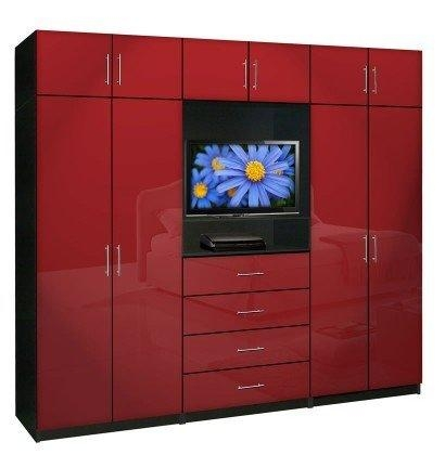 Aventa Wardrobe Tv Cabinet X Tall – Extra Wardrobe Cabinet Storage Pertaining To Recent Tv Cabinets With Storage (Image 2 of 20)