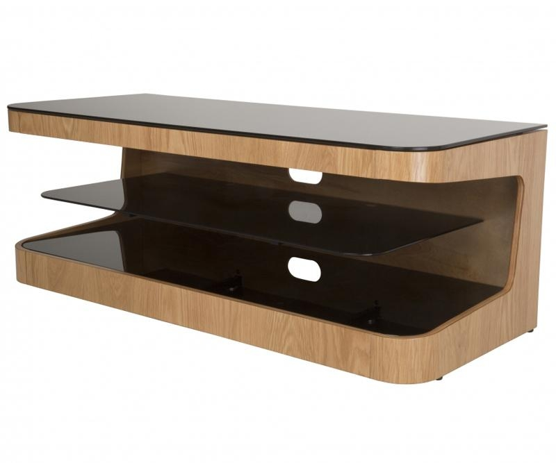 Avf Winchester Oak Tv Stand For Up To 55 Fs1100Wino | Tv With Recent Avf Tv Stands (Image 10 of 20)