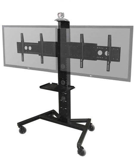 Avfi Stands – Pm Xfl D With Regard To 2018 Dual Tv Stands (Image 2 of 20)