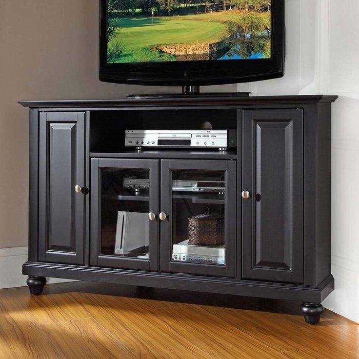 Awesome Corner Tv Cabinet With Doors For Flat Screens 17 Best With Most Recent Corner Tv Cabinets For Flat Screens With Doors (View 14 of 20)