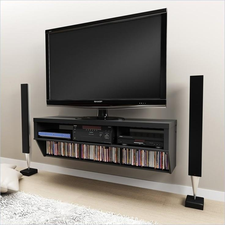 Awesome Large Black Tv Stand 17 Best Ideas About Black Gloss Tv In Best And Newest Large Black Tv Unit (Image 4 of 20)