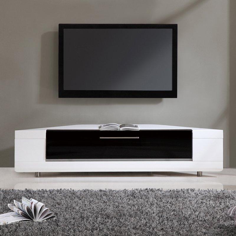 "B Modern Editor Remix 60"" Tv Stand & Reviews | Wayfair Regarding Most Up To Date B Modern Tv Stands (Image 6 of 20)"
