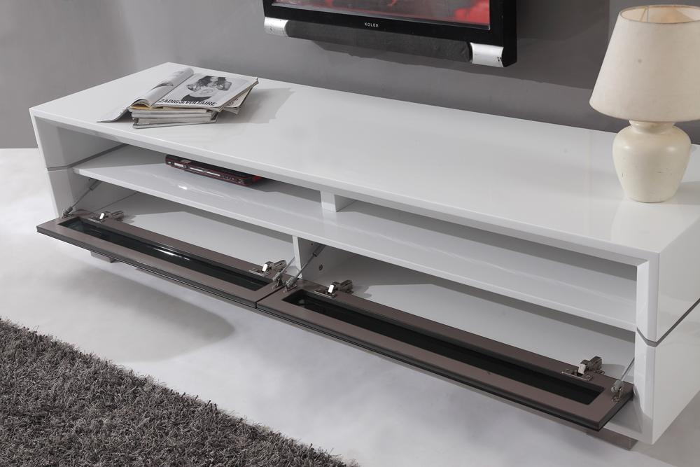 B Modern Executive Remix Tv Stand | White High Gloss, B Modern In Most Up To Date B Modern Tv Stands (View 8 of 20)