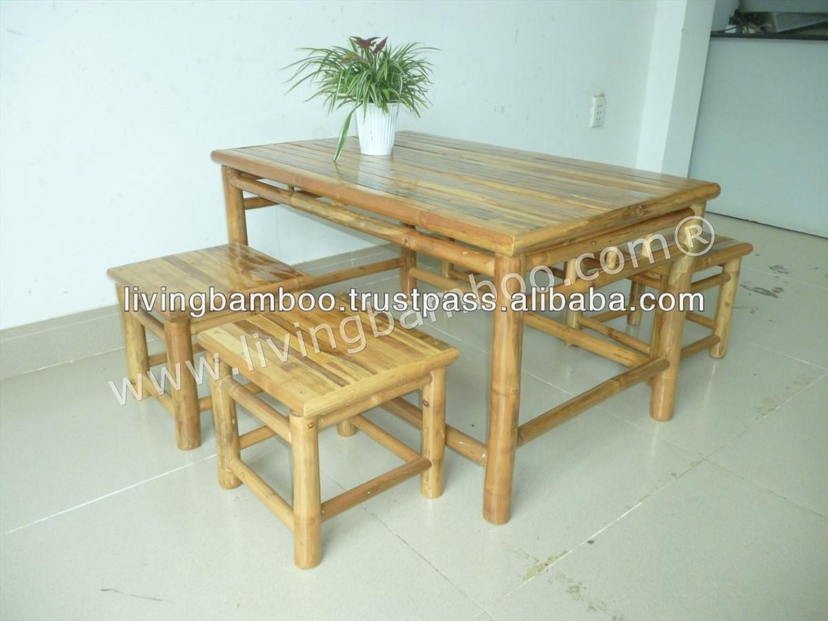 Bamboo Furniture, Bamboo Furniture Suppliers And Manufacturers At For Bambo Sofas (View 9 of 22)
