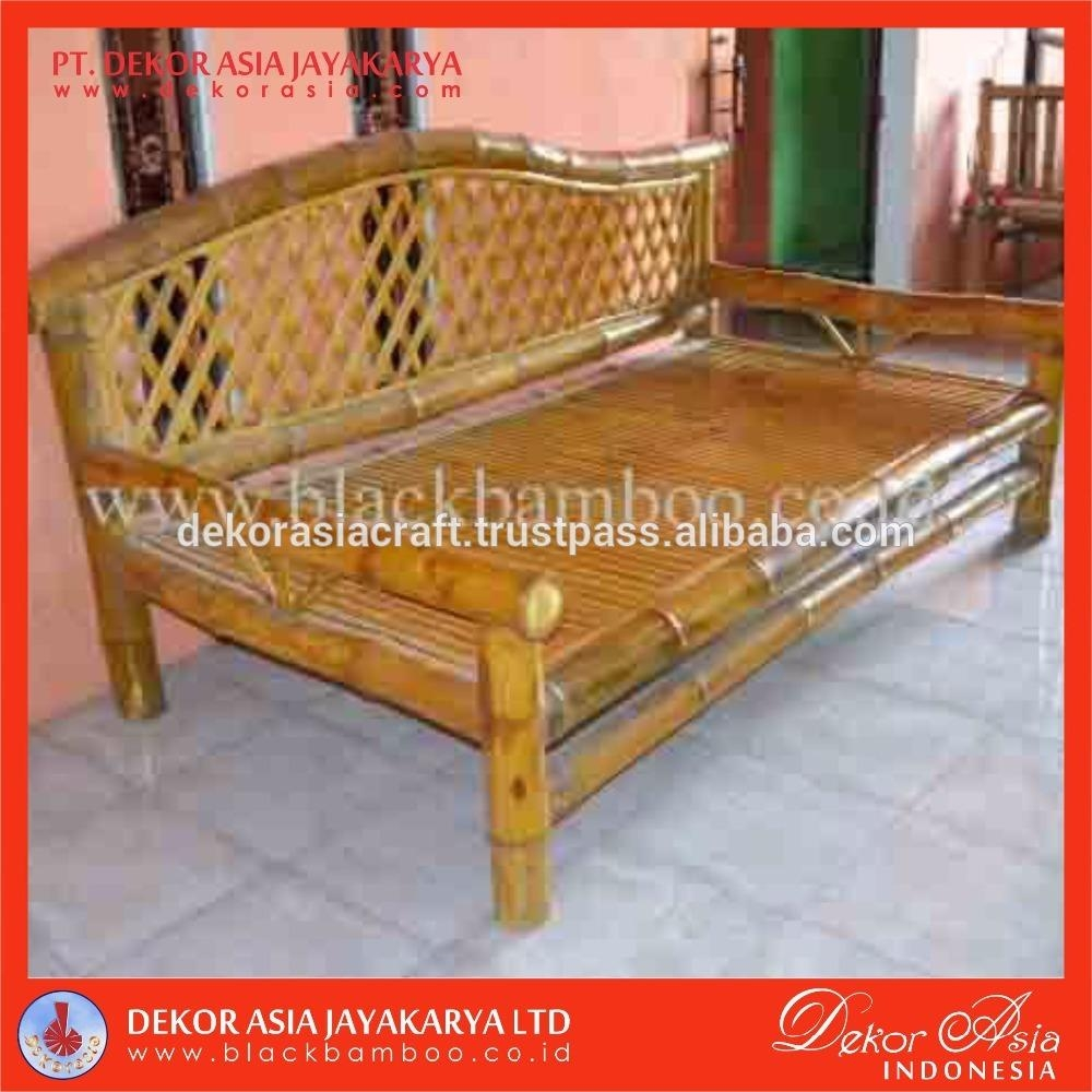 Bamboo Sofa, Bamboo Sofa Suppliers And Manufacturers At Alibaba With Bambo Sofas (View 14 of 22)