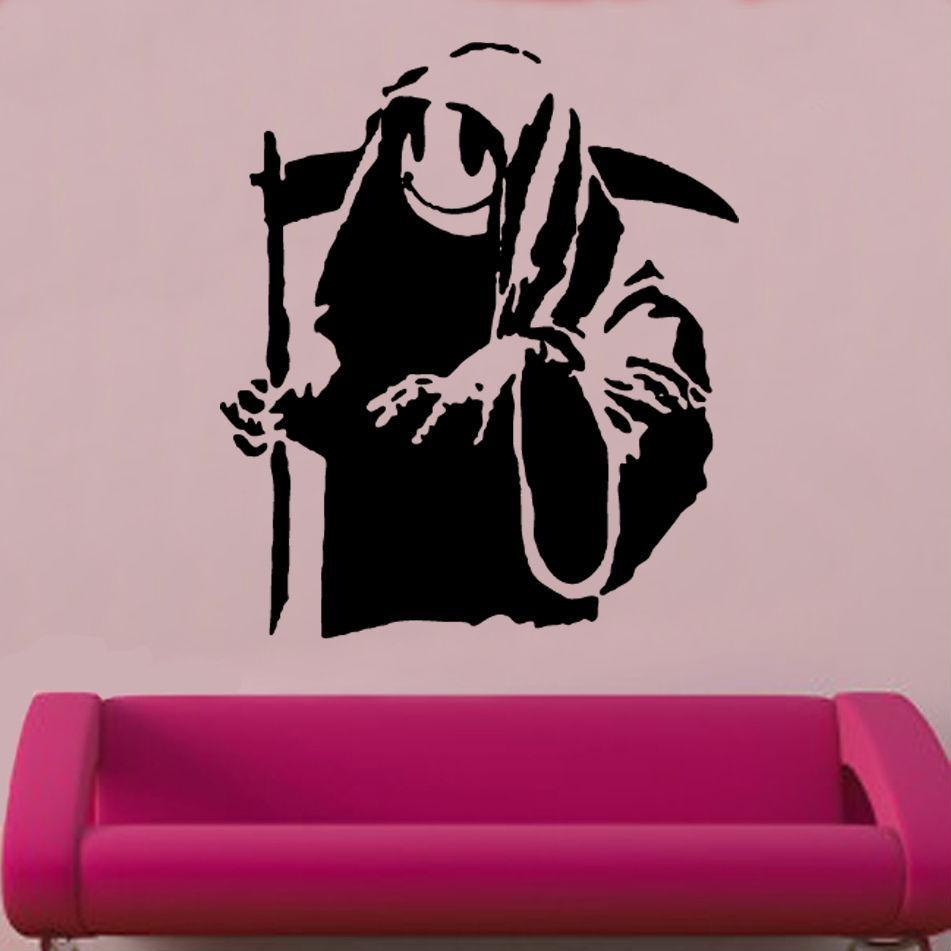 Banksy Vinyl Wall Art »  Shop » Home Pertaining To Quadrophenia Wall Art (Image 3 of 23)
