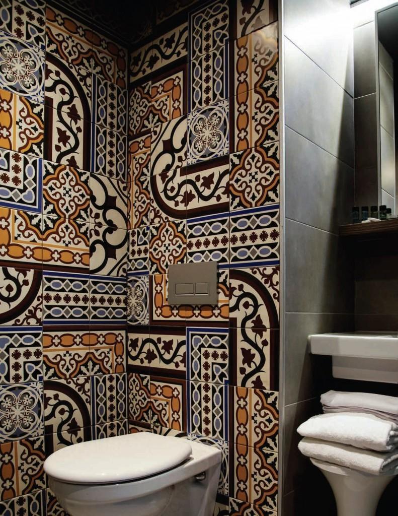 Bathroom : Glamorous Bathroom Wall Art With Nice Stickers Design Regarding Glamorous Bathroom Wall Art (View 9 of 20)