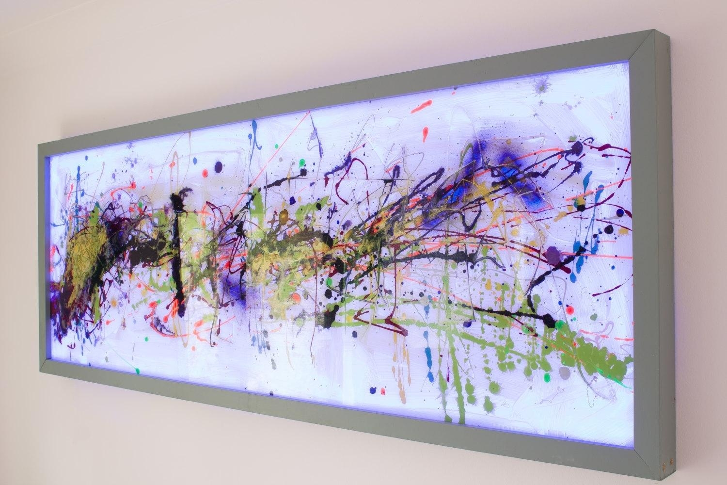 Beautiful And Awesome Large Wall Art — The Decoras For Extra Large Contemporary Wall Art (Image 3 of 20)
