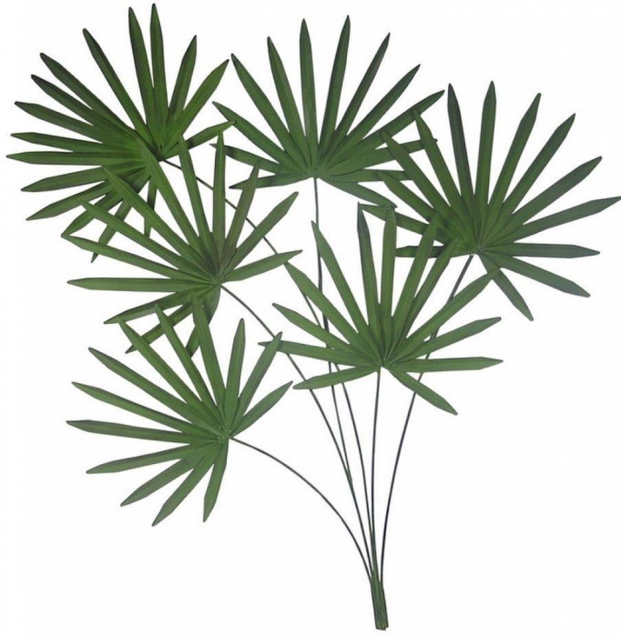 Beautiful Design Ideas Metal Palm Tree Leaves Metal Palm Tree Wall For Palm Tree Metal Wall Art (Image 1 of 20)