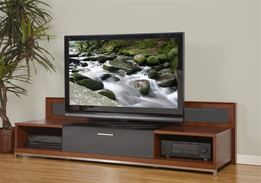 Beautiful Low Tv Tables For Flat Screens Tv Stands Best Buy Tv Inside Recent Wooden Tv Stands For Flat Screens (Image 2 of 20)