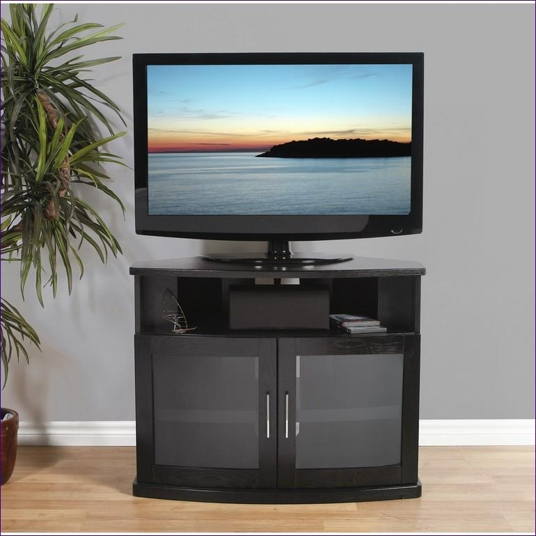 Bedroom : Amazing Corner Tv Stand 60 Inch Flat Screen 60 Tv Stand With Regard To Most Current Tv Cabinets Corner Units (Image 2 of 20)