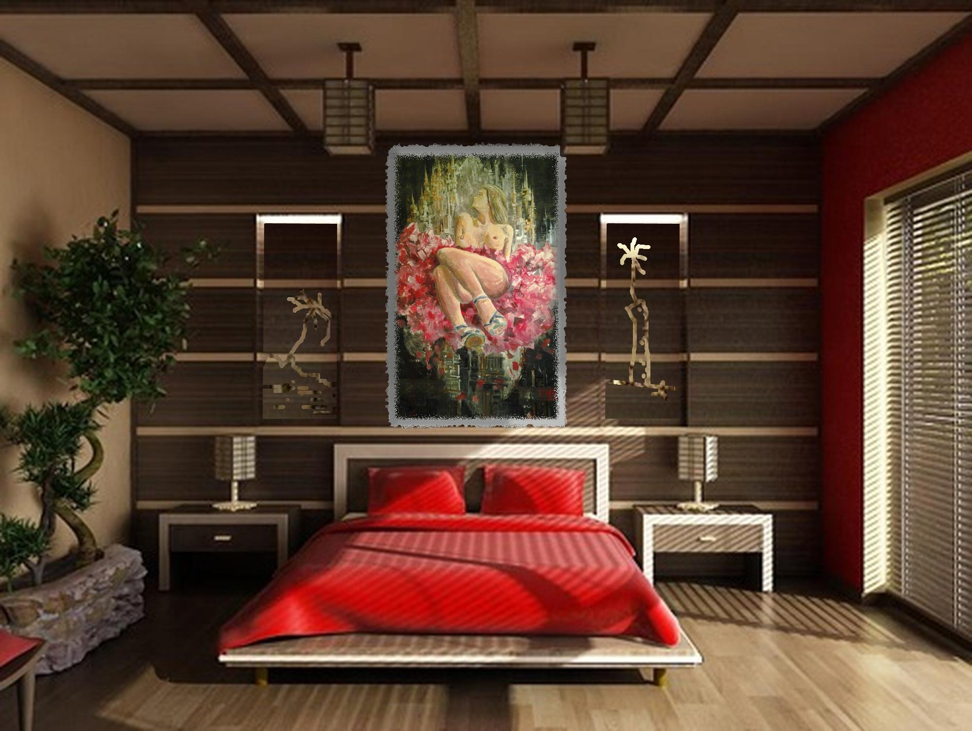 Bedroom : Asian Themed Bedroom Ideas (View 15 of 20)