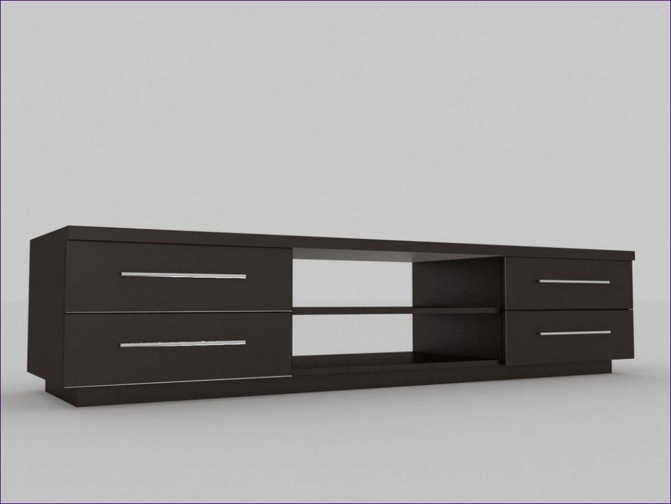 Bedroom : Awesome Dark Wood Tv Stand Tv Stand With Shelves And Inside Most Recent Dark Wood Tv Cabinets (View 15 of 20)