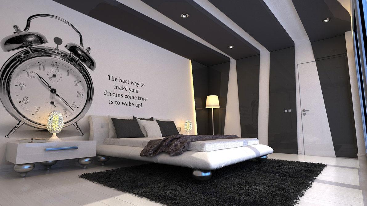 Bedroom: Chic Guys Bedroom Decor (Image 5 of 20)