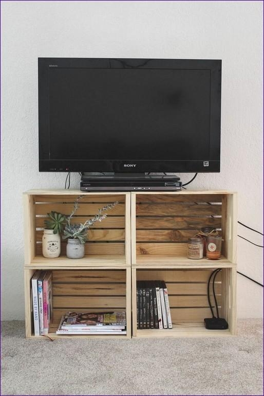 Bedroom : Fabulous Slim Tv Cabinet 3 In 1 Tv Stand Television With Regard To Most Popular Long Low Tv Cabinets (View 13 of 20)