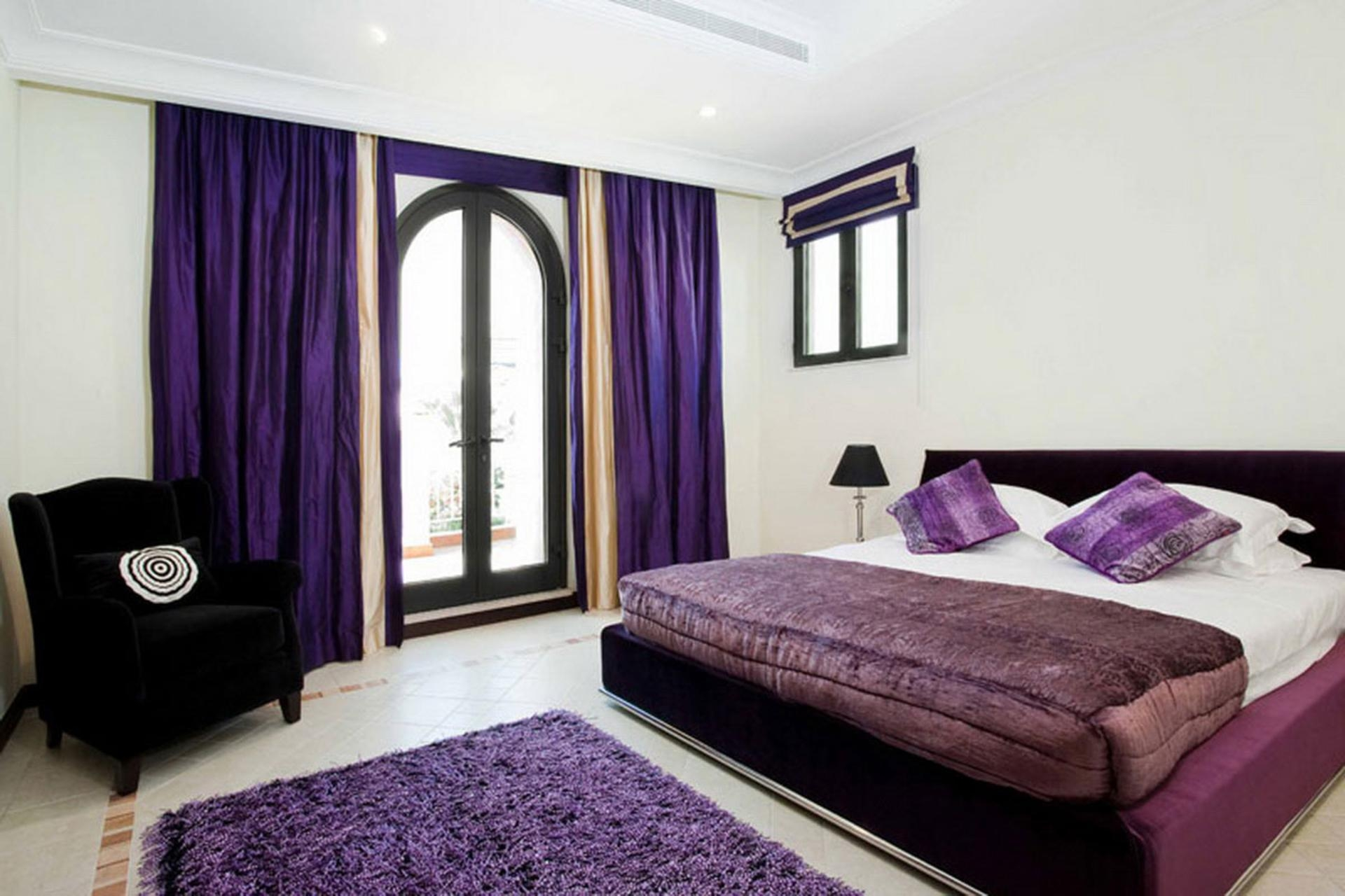 Bedroom : Light Purple Wall Paint Purple Colour Bedroom What Color Inside Purple Wall Art For Bedroom (Image 2 of 20)