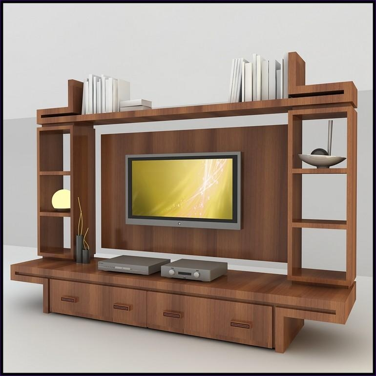 Bedroom : Marvelous Fireplace Tv Stand Black Corner Tv Stand Tv Pertaining To Current Wooden Tv Stands For Flat Screens (Image 3 of 20)