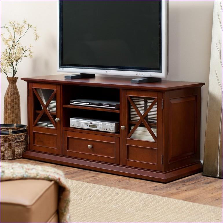 Bedroom : Tall Television Stand Television Stands Small Corner Tv Throughout Most Current Corner Tv Stands For 60 Inch Flat Screens (Image 5 of 20)