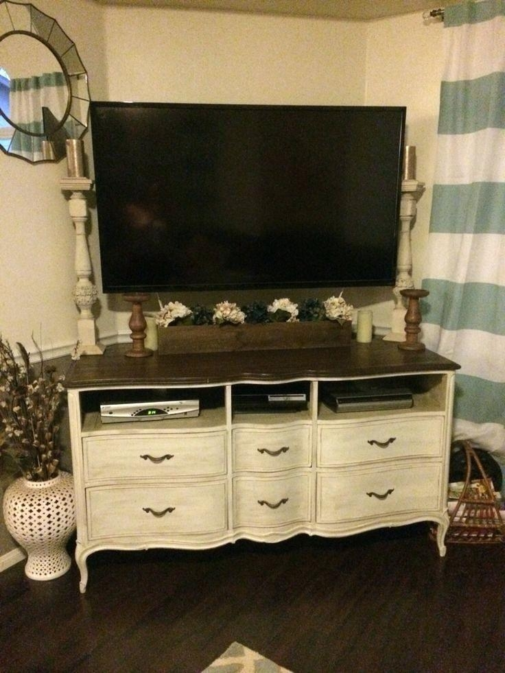 20+ Choices Of Dresser And Tv Stands Combination
