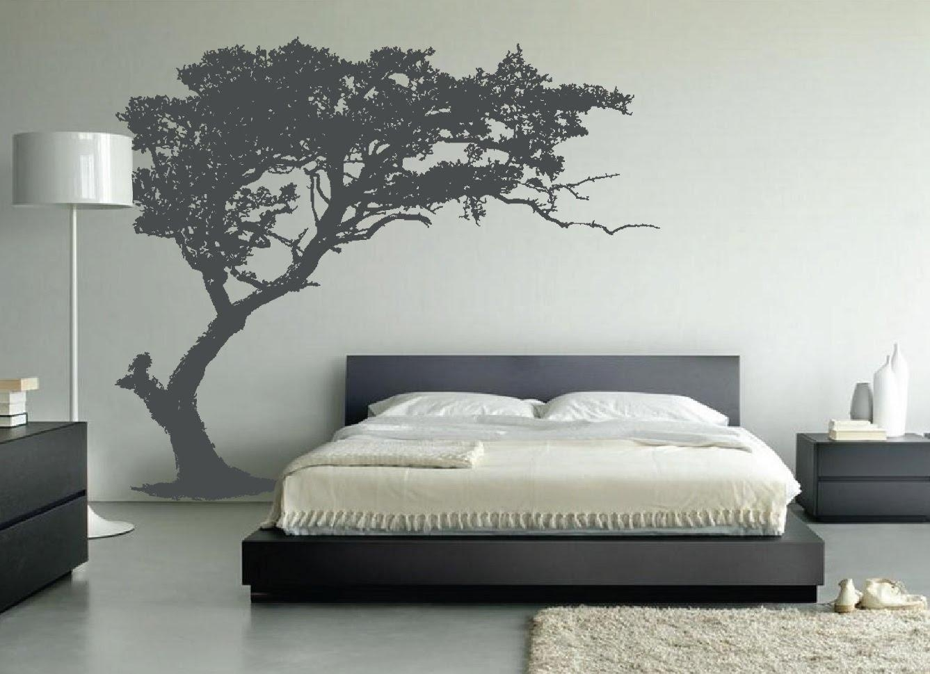 Bedroom Wall Decor~Bedroom Wall Decor Above Bed – Youtube With Regard To Wall Art Over Bed (Image 8 of 20)