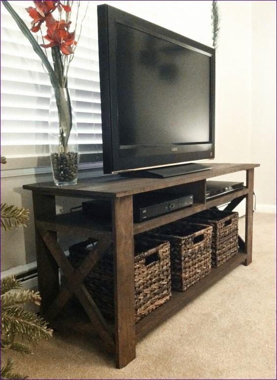 Bedroom : Wonderful Small Black Tv Stand Small Tv Console Table Regarding Recent Small Black Tv Cabinets (Image 4 of 20)