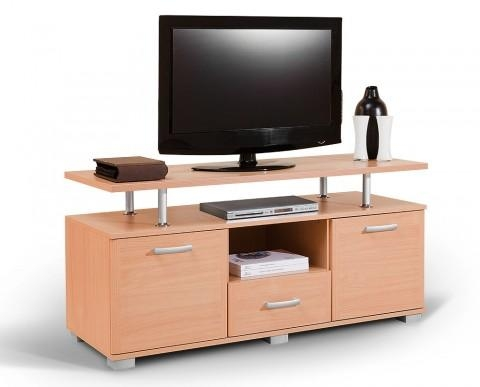 Beech Tv Stand – Tidal Treasures Intended For Latest Beech Tv Stand (View 3 of 20)