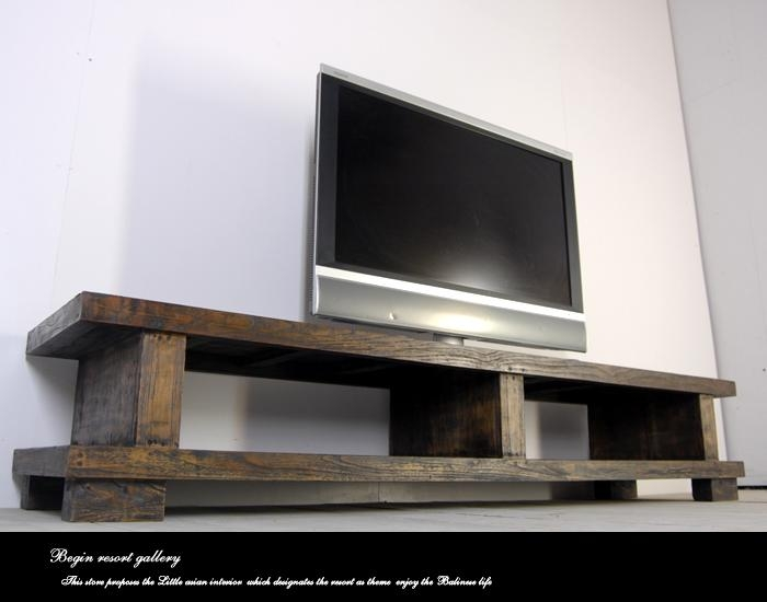 Begin | Rakuten Global Market: Tv Units Vishnu200Cm Asian Home Pertaining To Most Up To Date Long Tv Stands Furniture (Image 3 of 20)