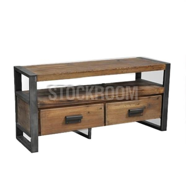 Belenus Plywood Industrial Style Tv Cabinet [Tvu306] – Hk$5, (Image 4 of 20)