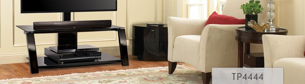 Bell'o International Corporation – Tp4444 For Most Recently Released Bell'o Triple Play Tv Stands (View 16 of 20)
