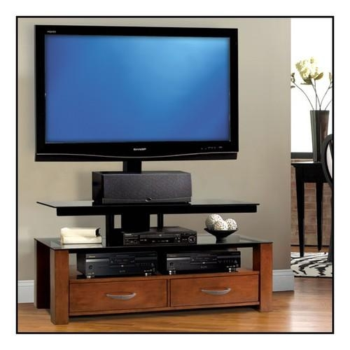 "Bell'o Triple Play Tv Stand For Flat Panel Tvs Up To 52"" Tpc361 Within Recent Bell'o Triple Play Tv Stands (View 4 of 20)"
