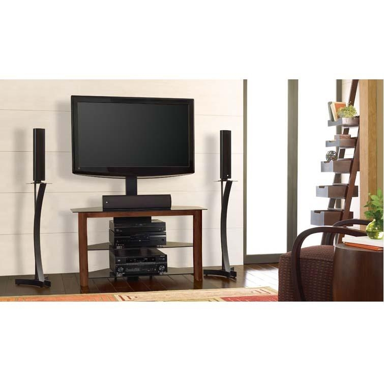 Bello Triple Play Universal Flat Panel Tv Stand With Swivel Mount With Recent Bell'o Triple Play Tv Stands (View 10 of 20)