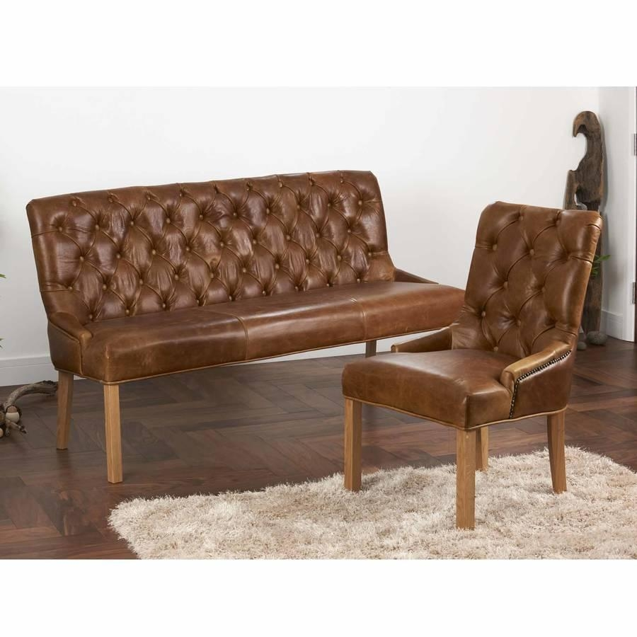 Bench: Leather Bench Sofa Leather Bench Sofa Leather Bench Storage With Leather Bench Sofas (View 10 of 22)