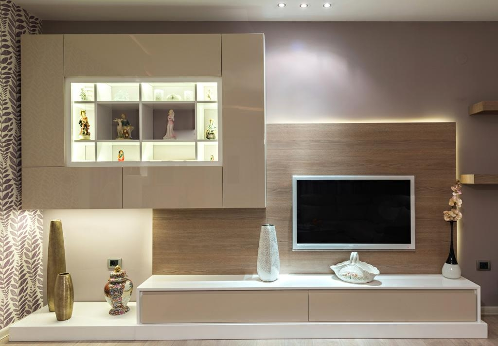 Bespoke Tv Units With Led Lights | Bespoke Furniture | Fitted Intended For Most Current Bespoke Tv Cabinets (View 4 of 20)